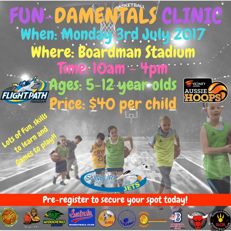 Fun-damentals Clinic
