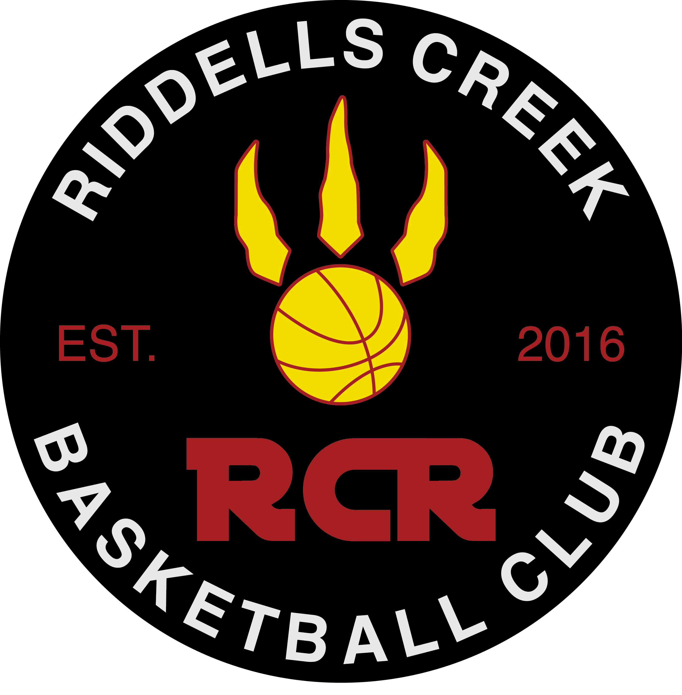 Riddells Creek Basketball Club Logo
